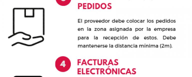 COVID-19: Protocolo de Bioseguridad- Proveedores